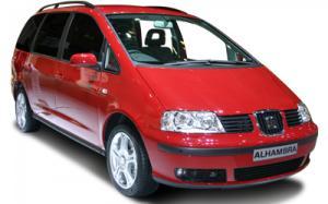 SEAT Alhambra 2.0 TDI Sport Plus 103kW (140CV) de ocasion en Ciudad Real