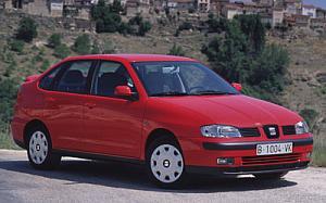 SEAT Córdoba 1.4 Stella 44 kW (60 CV)  de ocasion en Barcelona