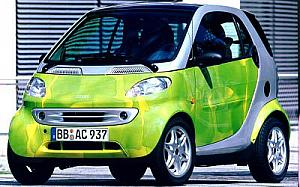 Smart City Coupe Smart Passion 55 40 kW (55 CV)  de ocasion en Barcelona