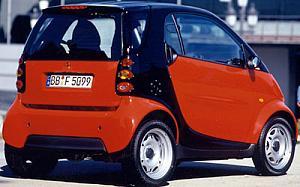 Smart City Coupe Smart Pulse 62 45 kW (61 CV)