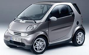 Smart ForTwo coupe 45 pure 45kW (61CV)