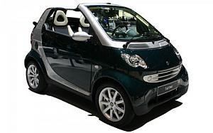Smart ForTwo Cabrio 45 kW (61 CV)  de ocasion en Madrid