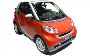 smart fortwo Cabrio 52 mhd Passion de ocasion en Barcelona