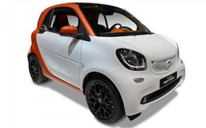 Foto 1 Smart ForTwo Coupe Electric Drive Passion 60 kW (82 CV)
