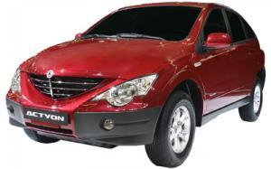 SsangYong Actyon 200Xdi Premium Auto de ocasion en Málaga