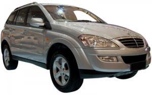 Ssangyong Kyron 200 XDI Premium 101kW (138CV) de ocasion en León