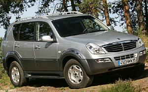 Ssangyong Rexton 270 Xdi Full 121kW (165CV)