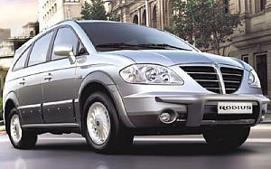Ssangyong Rodius 270 Xdi Limited 121 kW (165 CV)  de ocasion en Madrid