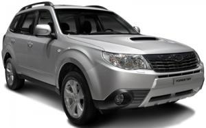 Subaru Forester 2.0 TD XS Limited de ocasion en Segovia