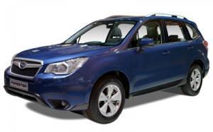 Subaru Forester 2.0 TD Lineartronic Executive Plus de ocasion en Madrid
