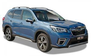 Configurador Subaru Forester