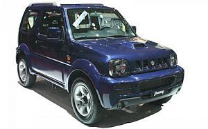 Suzuki Jimny 1.5 DDiS JLX Techo Met.