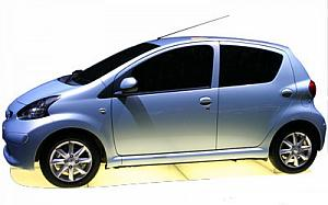 Toyota Aygo 1.0 VVT-i Sound 50kW (68CV)  de ocasion en Madrid