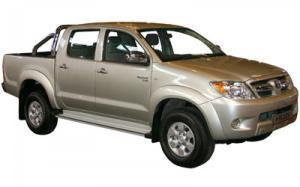 Toyota Hilux 3.0 D-4D Doble Cabina VXL 4x4 de ocasion en Burgos