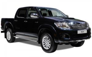 Toyota Hilux 2.5 D-4D Doble Cabina GX 4x4 106kW (144CV)