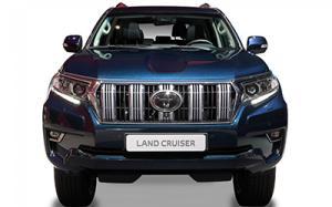 Configurador Toyota Land Cruiser