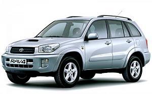 Toyota Rav4 2.0 D4-D Luna 4X4 85kW (116CV)