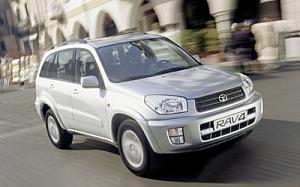 Toyota Rav4 1.8 Luna 92 kW (125 CV)  de ocasion en Barcelona