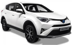Toyota Rav4 2.5l hybrid 4WD Feel! de ocasion en Barcelona