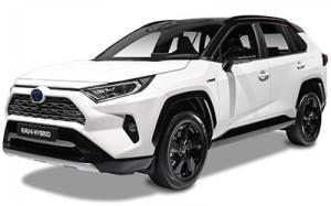 Foto Toyota Rav4 2.5l hybrid Luxury 4WD 163 kW (222 CV)