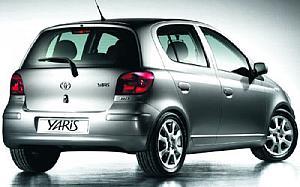 Toyota Yaris 1.4 D-4D T2 55 kW (75 CV)  de ocasion en Málaga
