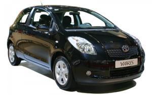 Toyota Yaris 1.3 VVT-i Sol 64kW (87CV)  de ocasion en Toledo