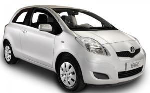 Toyota Yaris 1.0 VVT-I Live 51 kW (69 CV)  de ocasion en Madrid