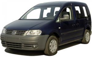 Volkswagen Caddy 1.9 TDI Life 5 plazas 55kW (75CV)  de ocasion en Madrid