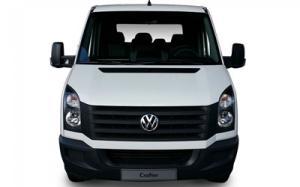 Volkswagen Crafter 35 2.0TDI Furgon Medio Techo Alto 80 kW (109 CV)  de ocasion en Madrid