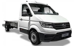 Foto Volkswagen Crafter chasis 2.0 TDI Chasis 35 CS BM L3 FWD 103 kW (140 CV)