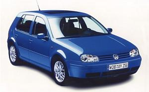 Foto 1 Volkswagen Golf 1.9 TDI Highline 85 kW (115 CV)