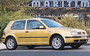 Volkswagen Golf 1.6 Spirit 77kW (105CV)