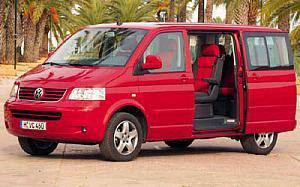 Volkswagen Multivan 2.5 Tdi Comfortline 7 Plazas 128 Kw (174 Cv)