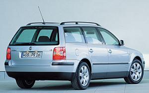 Foto 1 Volkswagen Passat Variant 1.8T Comfortline 110 kW (150 CV)