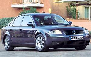 Volkswagen Passat 1.9 TDI  96 kW (130 CV) Comfortline de ocasion en Málaga