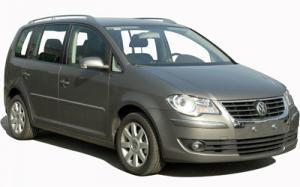 Volkswagen Touran 1.9 TDI Traveller 77kW (105CV) de ocasion en Málaga