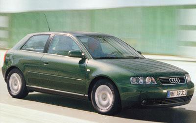 Audi A3 1.9 TDi Ambiente 96 kW (130 CV)