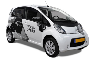 Foto 3 Citroen C-Zero Seduction 49 kW (67 CV)