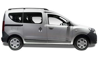 Dacia Dokker dCi 90 SL Nómada 66 kW (90 CV)