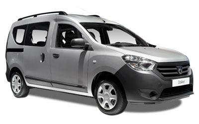 Dacia Dokker Stepway Essential Blue dCi 70 kW (95 CV)