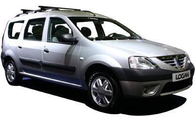 Dacia Logan 1.9 Break Ambiance 7 Plazas 64 kW (90 CV)