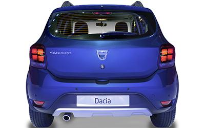 Dacia Sandero SL Aniversario Blue dCi 70 kW (95 CV)