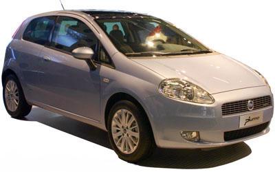 Fiat Punto 1.4 de segunda mano