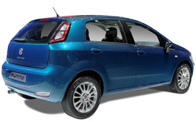 Motorflashback configurar coche nuevo fiat punto 1 2 for Capacidad baul fiat punto