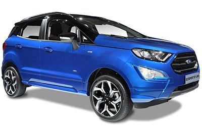 Ford EcoSport  de ocasión
