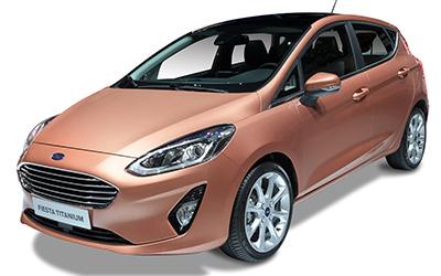Ford Fiesta  de ocasión