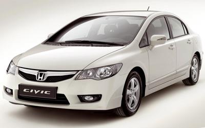 Honda Civic 1.3 i-VTEC IMA Hybrid 85kW (115CV)