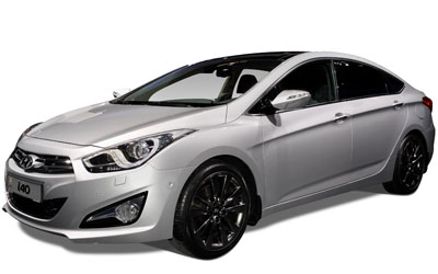 Hyundai i40 1.7 CRDI de segunda mano