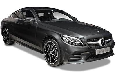 Mercedes-Benz Clase C C Coupe 200 135 kW (184 CV)