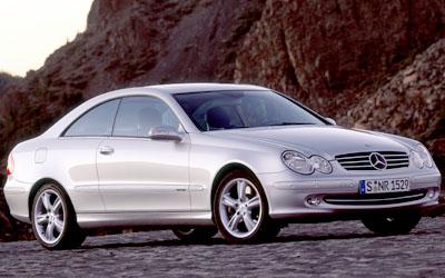 Mercedes-Benz Clase CLK CLK 240 Avantgarde 125 kW (170 CV)